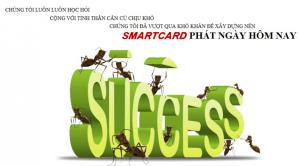 Sự phát triển của smartcard
