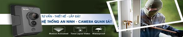 Tư vấn lắp đặt camera an ninh