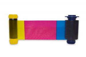 Ribbon mực in thẻ YMCKO cao cấp