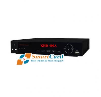 Đầu Ghi Hình Camera AHD 4 Kênh KCE KHD-400A