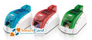 Hệ thống máy in thẻ nhựa Evolis Pebbles 4
