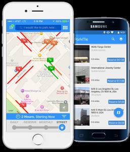 Ứng dụng tìm kiếm và thanh toán đỗ xe qua điện thoại