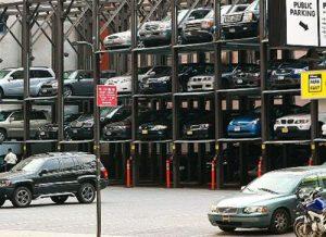 Bãi đỗ xe xếp tầng