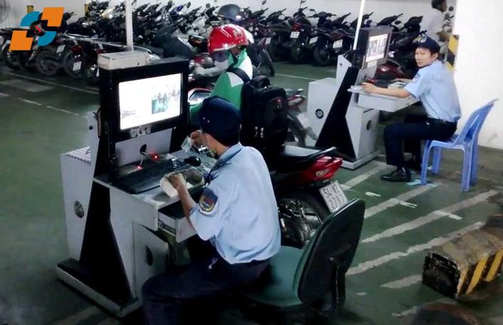 Bãi giữ xe thông minh công nghệ cao