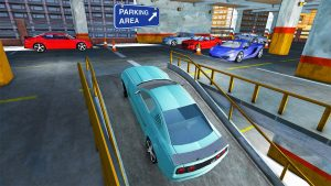 Game bãi đậu xe thông minh