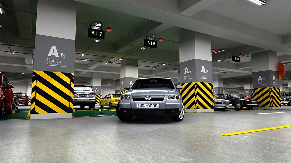 Giải pháp bãi đỗ xe thông minh tại các thị thành lớn