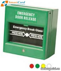Nút bấm mở cửa khẩn cấp