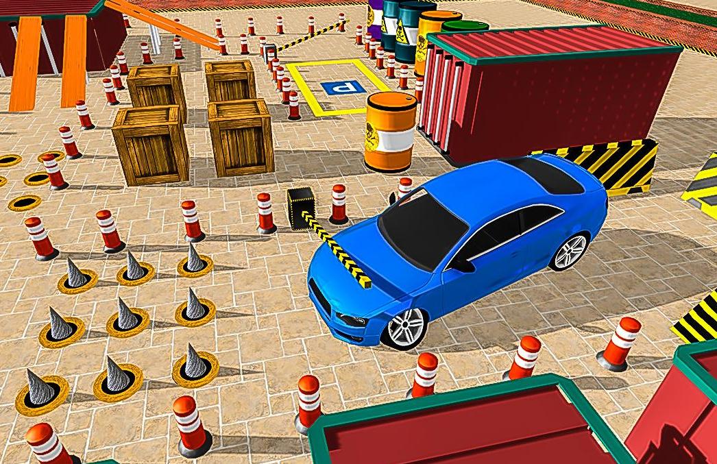 Ứng dụng của game bãi đỗ xe vào đời sống