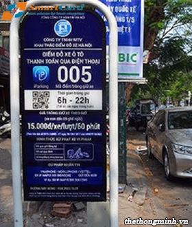 Cách dùng phần mềm Iparking để tìm xe và gửi xe bằng điện thoại