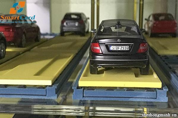 Hệ thống đậu xe tự động vận hành thế nào?