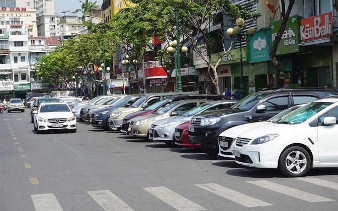 Tình trạng hệ thống bãi đỗ xe tại Việt Nam
