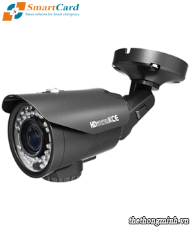 Camera bán cầu hồng ngoại KCE-SBTN 2048AC