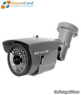 Camera bán cầu hồng ngoại KCE-SBTN 2048 DL
