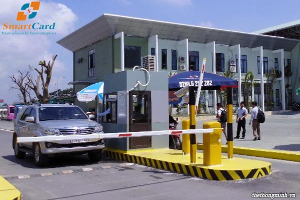 Hệ thống quản lý bãi xe thông minh cho các tòa nhà