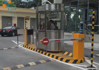 Lắp đặt bãi đỗ xe tự động tại Hà Nội